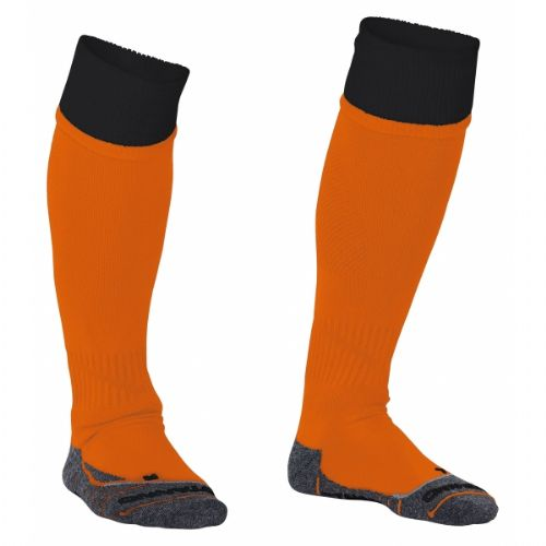Reece Combi Socks Orange/Black Unisex Junior